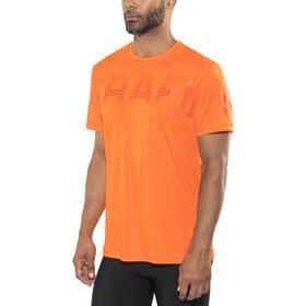 Craft Prime Logo Kortärmad löpartröja Herr orange